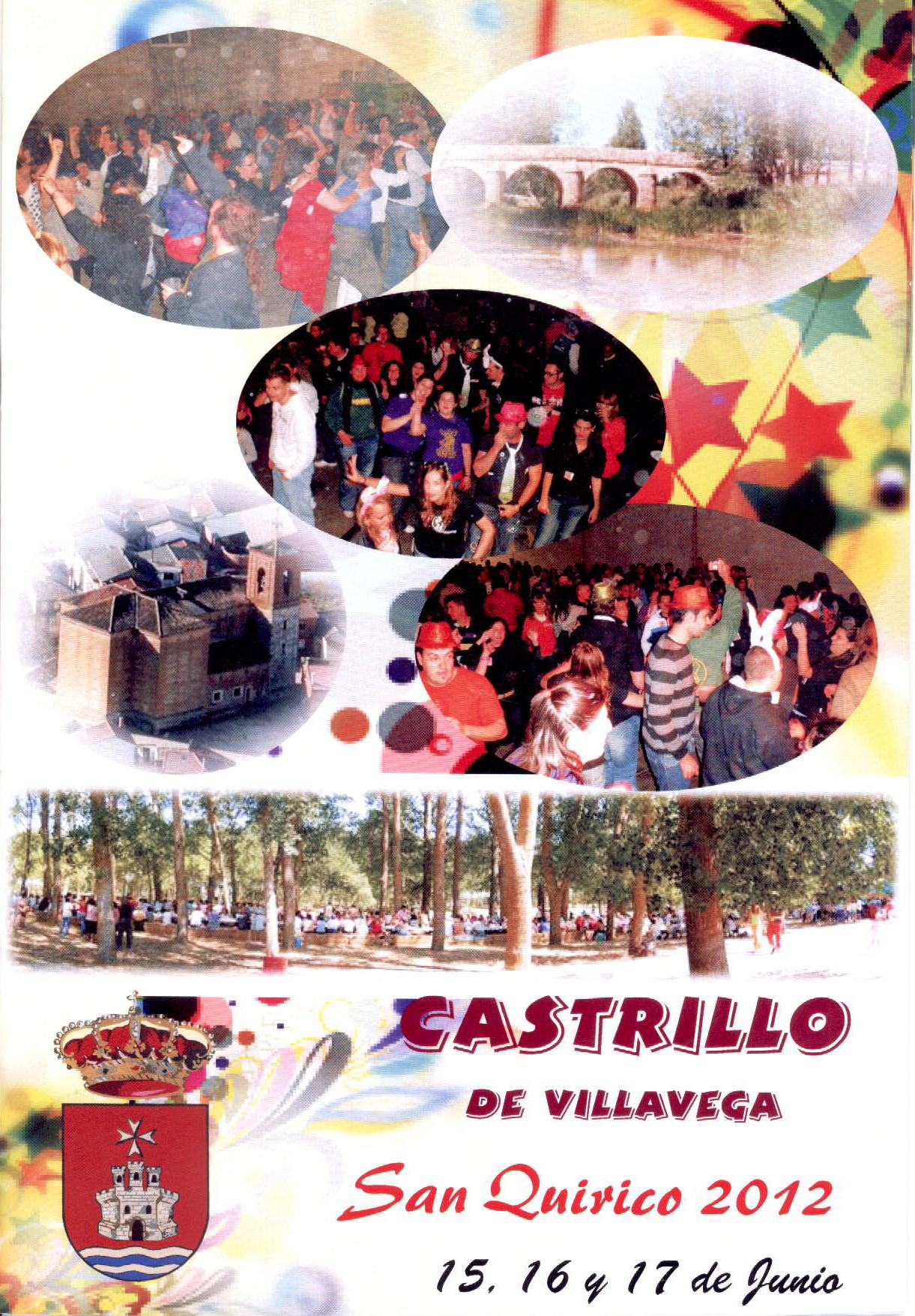 Fiestas de San Quirico 2012