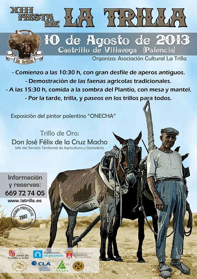 XIII Fiesta de la Trilla