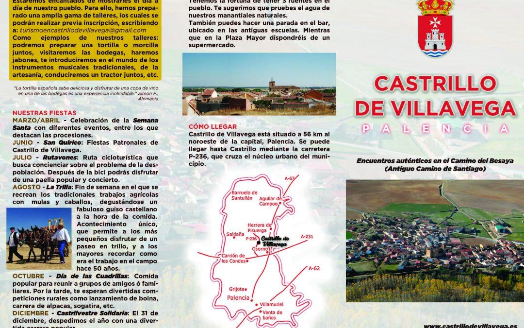 Los encantos turísticos de Castrillo de Villavega